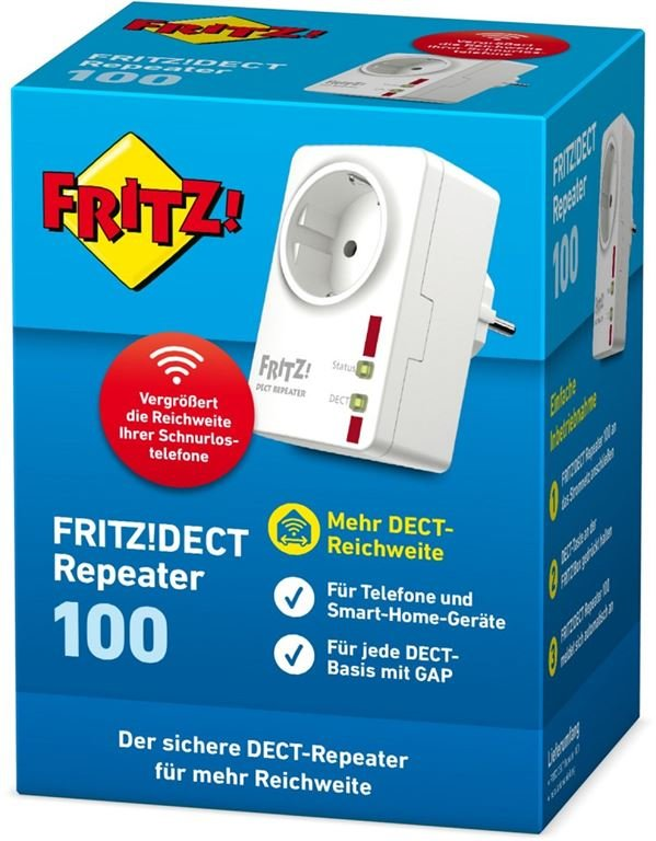 AVM FRITZ! DECT Repeater 100 20002598